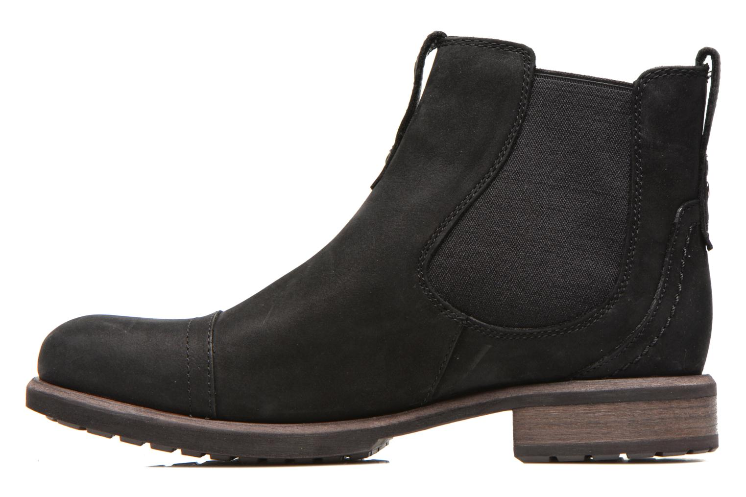 Bottines et boots UGG Gallion Noir vue face