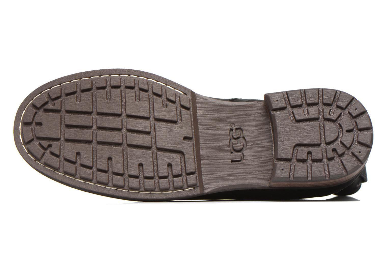 Bottines et boots UGG Gallion Noir vue haut
