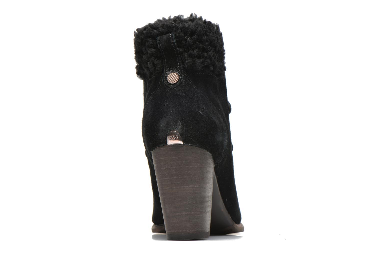 Bottines et boots UGG Analise Noir vue droite