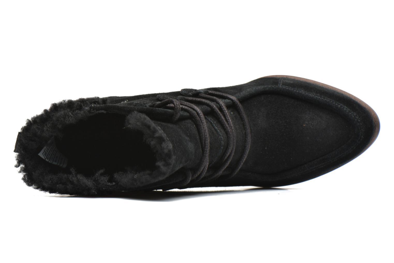 Bottines et boots UGG Analise Noir vue gauche