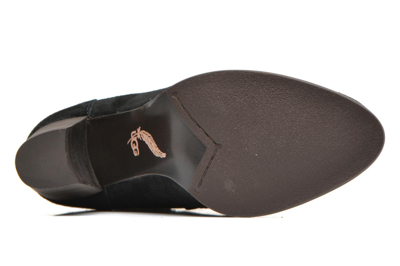 Bottines et boots UGG Analise Noir vue haut