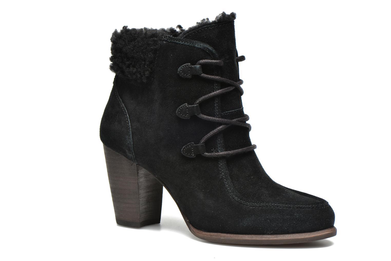 Bottines et boots UGG Analise Noir vue détail/paire
