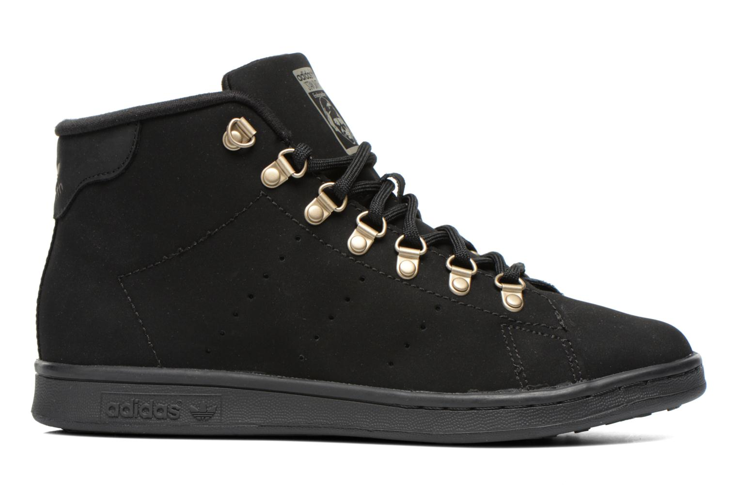 Baskets Adidas Originals Stan Smith Winter Noir vue derrière
