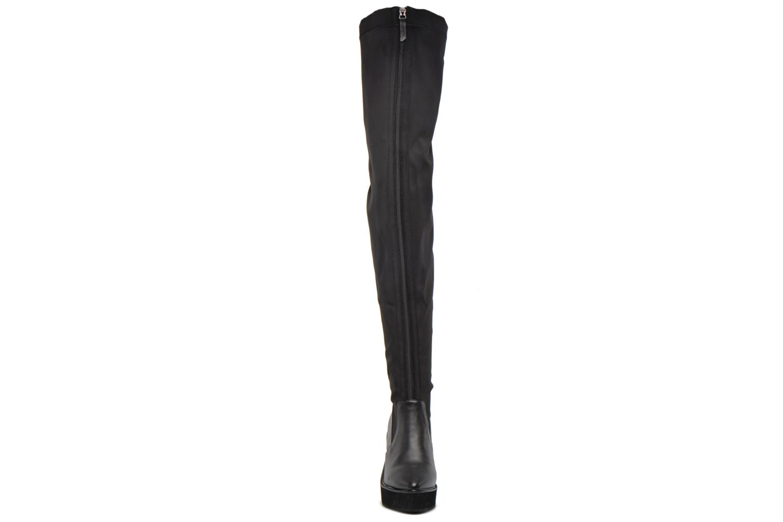 Stiefel Intentionally blank Infinity schwarz schuhe getragen