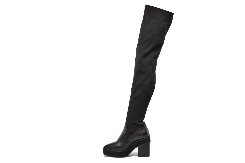 Stiefel Intentionally blank Infinity schwarz ansicht von vorne