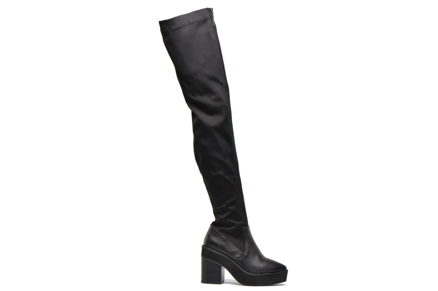 Boots & wellies Intentionally blank Infinity Black back view