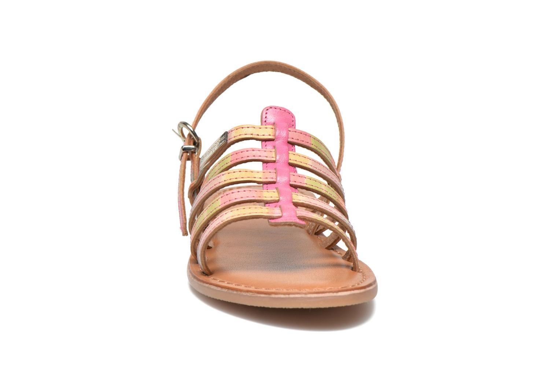 Sandales et nu-pieds Les Tropéziennes par M Belarbi Bikini E Multicolore vue portées chaussures