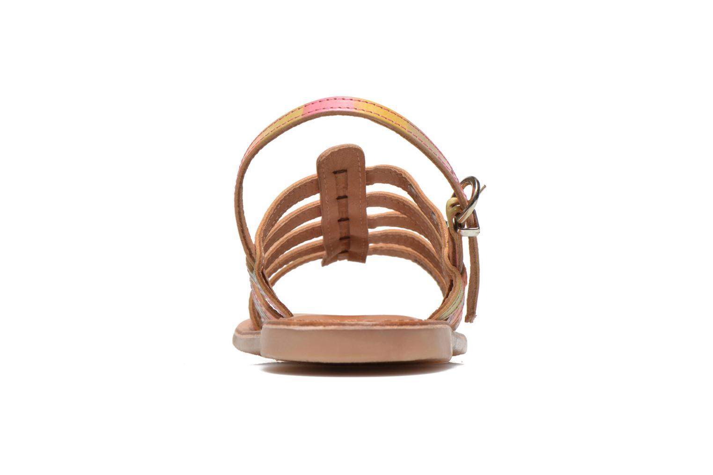 Sandales et nu-pieds Les Tropéziennes par M Belarbi Bikini E Multicolore vue droite