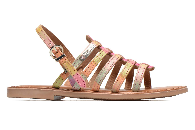 Sandales et nu-pieds Les Tropéziennes par M Belarbi Bikini E Multicolore vue derrière