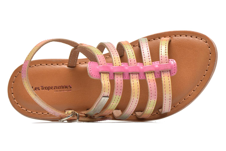 Sandales et nu-pieds Les Tropéziennes par M Belarbi Bikini E Multicolore vue gauche