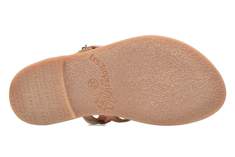 Sandales et nu-pieds Les Tropéziennes par M Belarbi Bikini E Multicolore vue haut