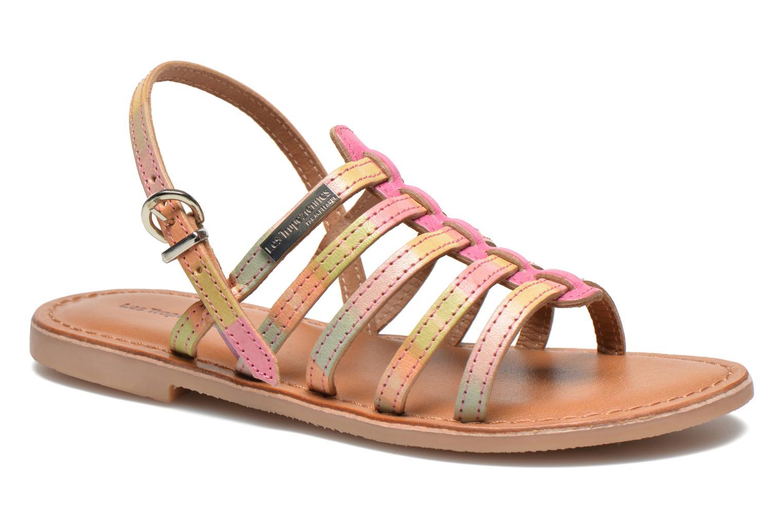 Sandales et nu-pieds Les Tropéziennes par M Belarbi Bikini E Multicolore vue détail/paire