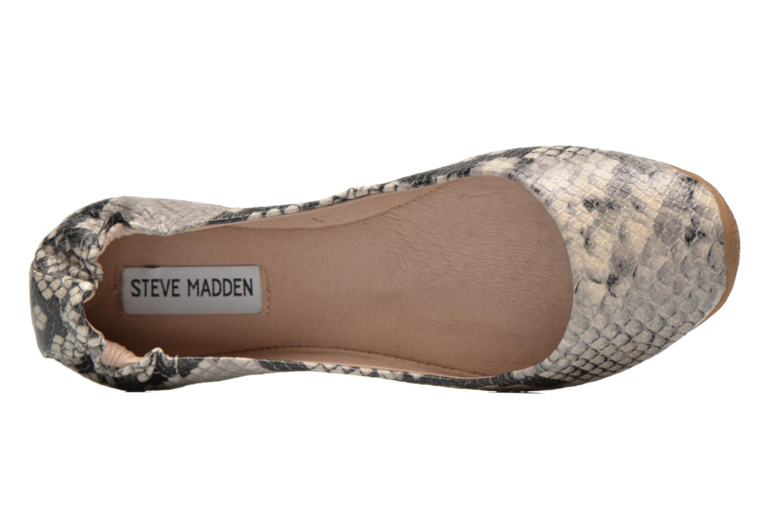 Ballet pumps Steve Madden Bethpage Multicolor view from the left