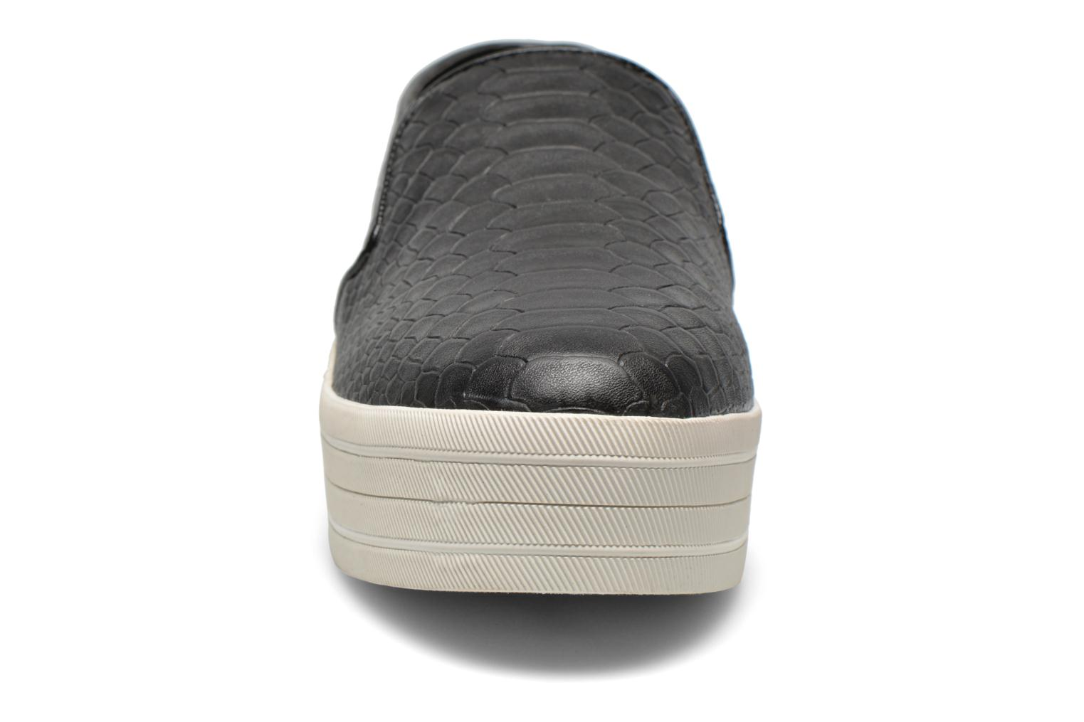 Trainers Steve Madden Buhba Black model view