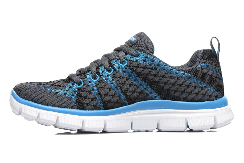 Sneaker Skechers Flex Advantage Paybacks blau ansicht von vorne