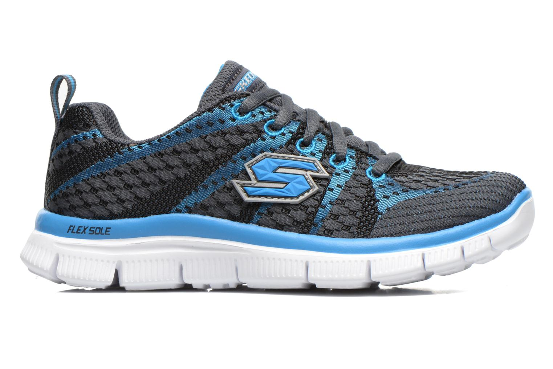 Sneaker Skechers Flex Advantage Paybacks blau ansicht von hinten
