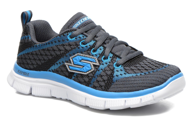Sneakers Skechers Flex Advantage Paybacks Blauw detail