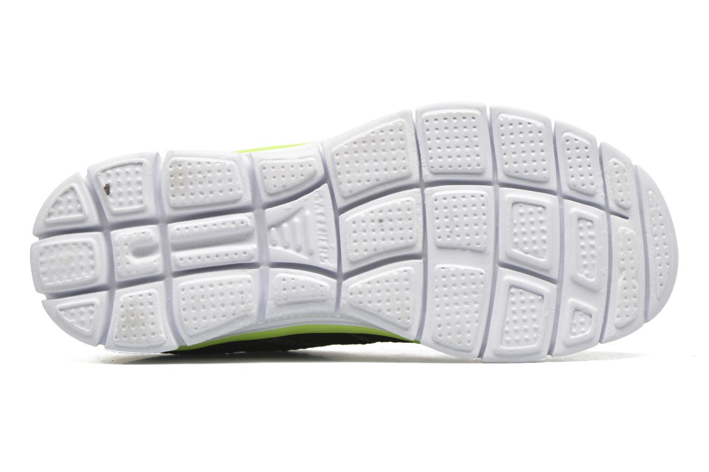 Sneaker Skechers Flex Advantage Paybacks schwarz ansicht von oben