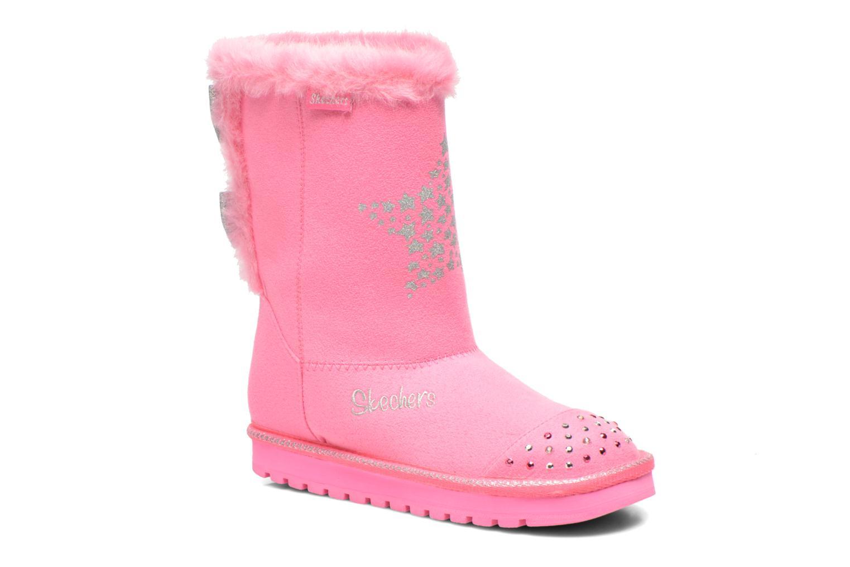 Boots & wellies Skechers Keepsakes Fufu kids Pink detailed view/ Pair view