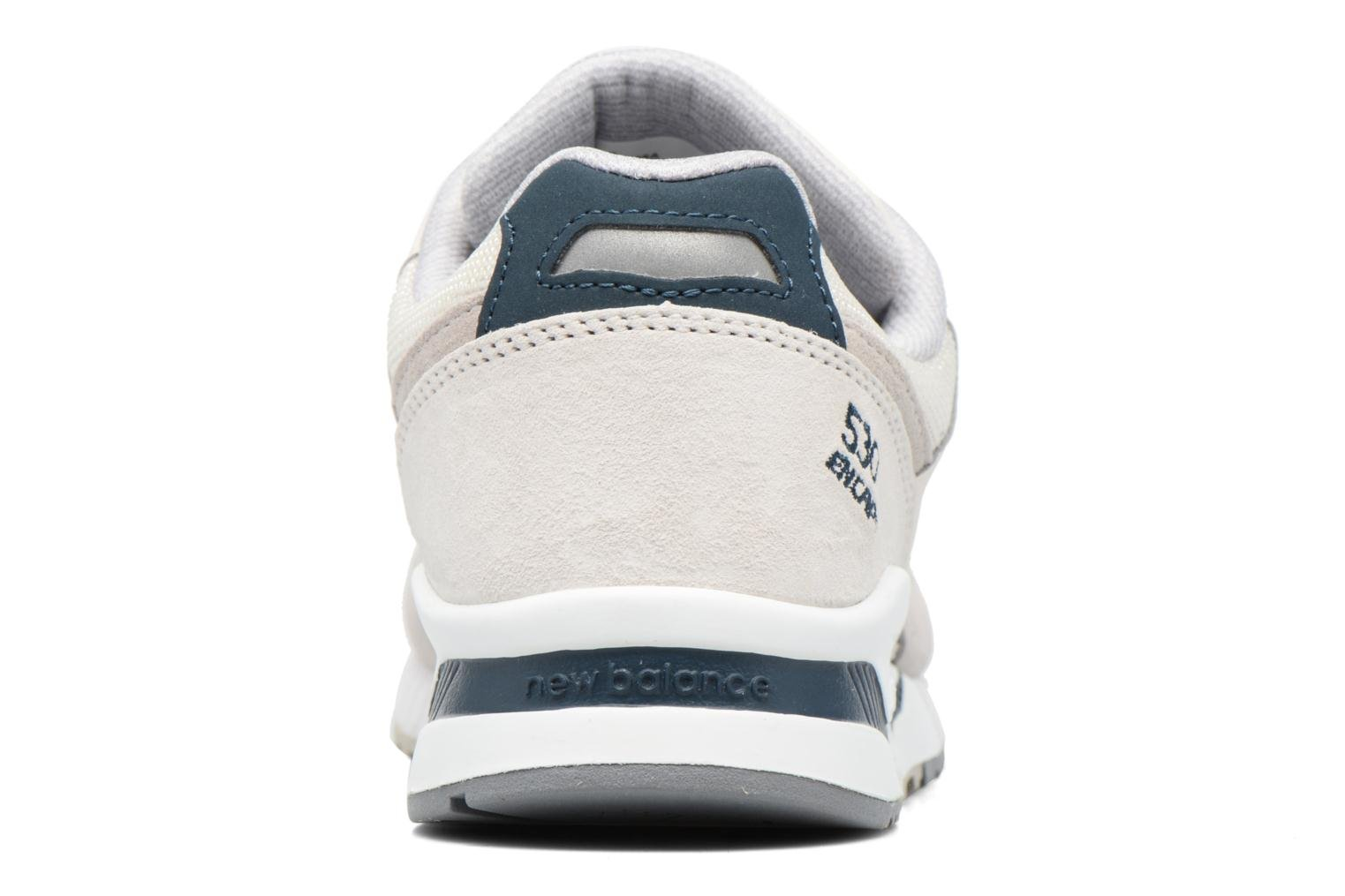 Trainers New Balance W530 White view from the right