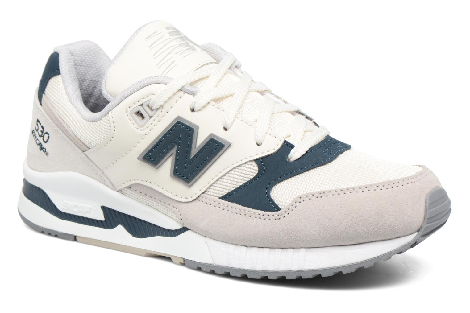 Trainers New Balance W530 White detailed view/ Pair view