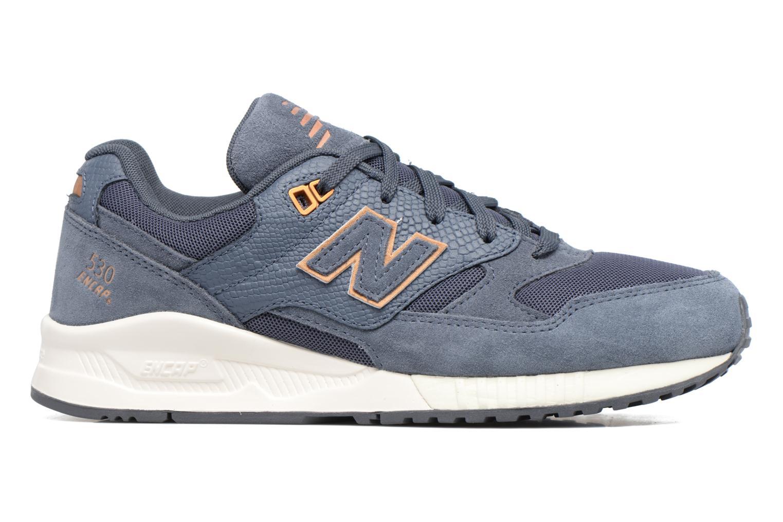 Sneaker New Balance W530 grau ansicht von hinten