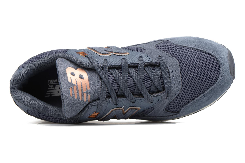 Sneaker New Balance W530 grau ansicht von links