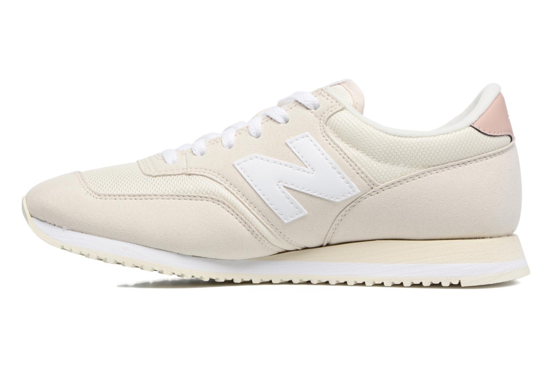 Sneaker New Balance CW620 weiß ansicht von vorne
