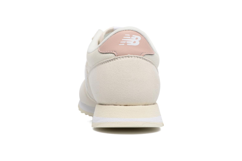 Sneaker New Balance CW620 weiß ansicht von rechts