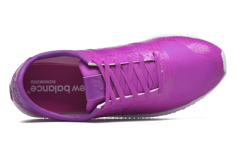 Sneaker New Balance WL420 rosa ansicht von links