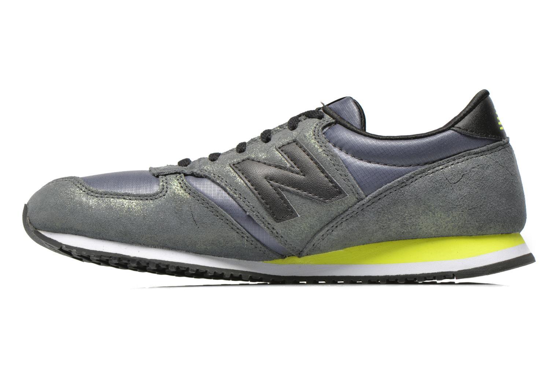 Sneaker New Balance WL420 schwarz ansicht von vorne