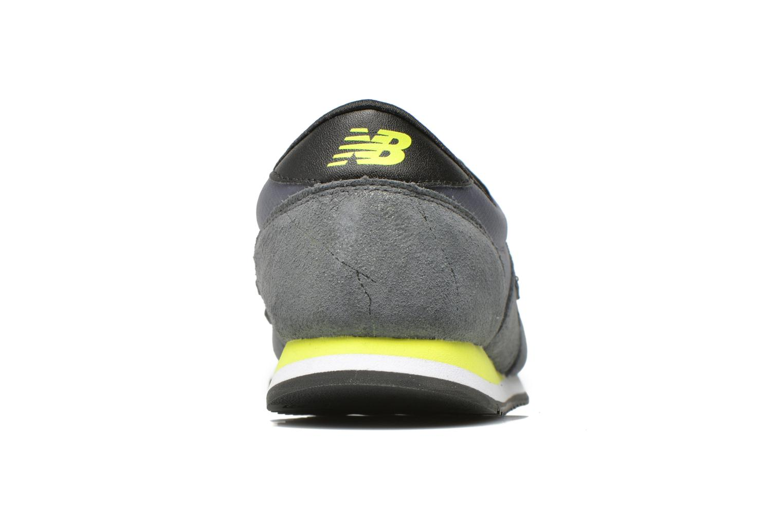 Sneakers New Balance WL420 Zwart rechts