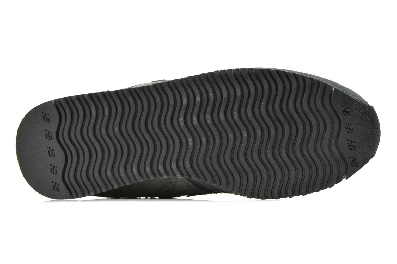 Sneaker New Balance WL420 schwarz ansicht von oben