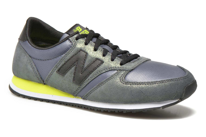 Los últimos zapatos de descuento para hombres y mujeres New Balance WL420 (Negro) - Deportivas en Más cómodo