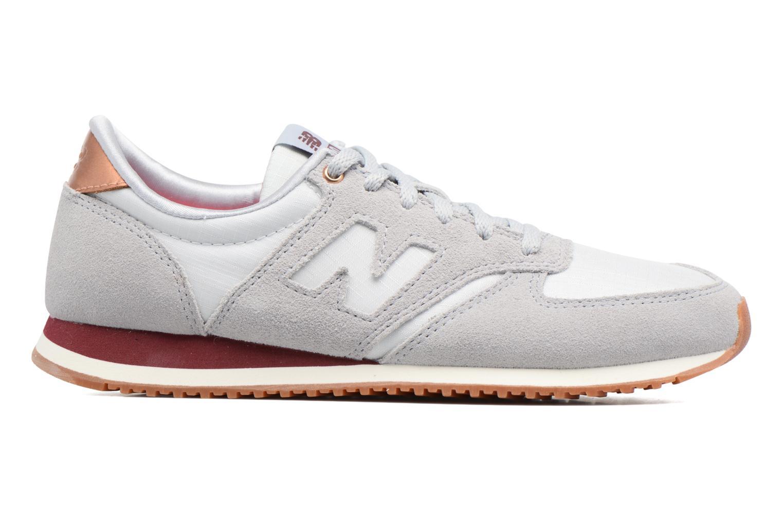 Sneaker New Balance WL420 grau ansicht von hinten