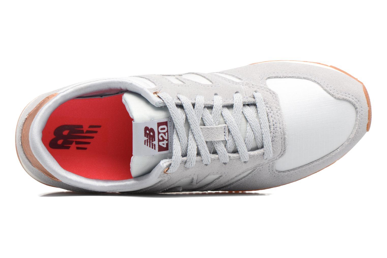 Sneakers New Balance WL420 Grijs links