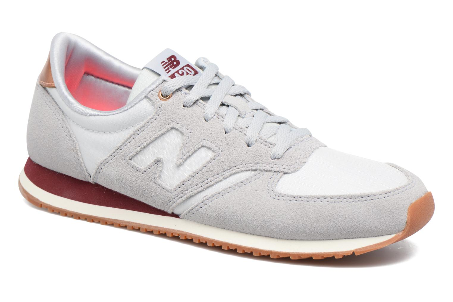 Trainers New Balance WL420 Grey detailed view/ Pair view