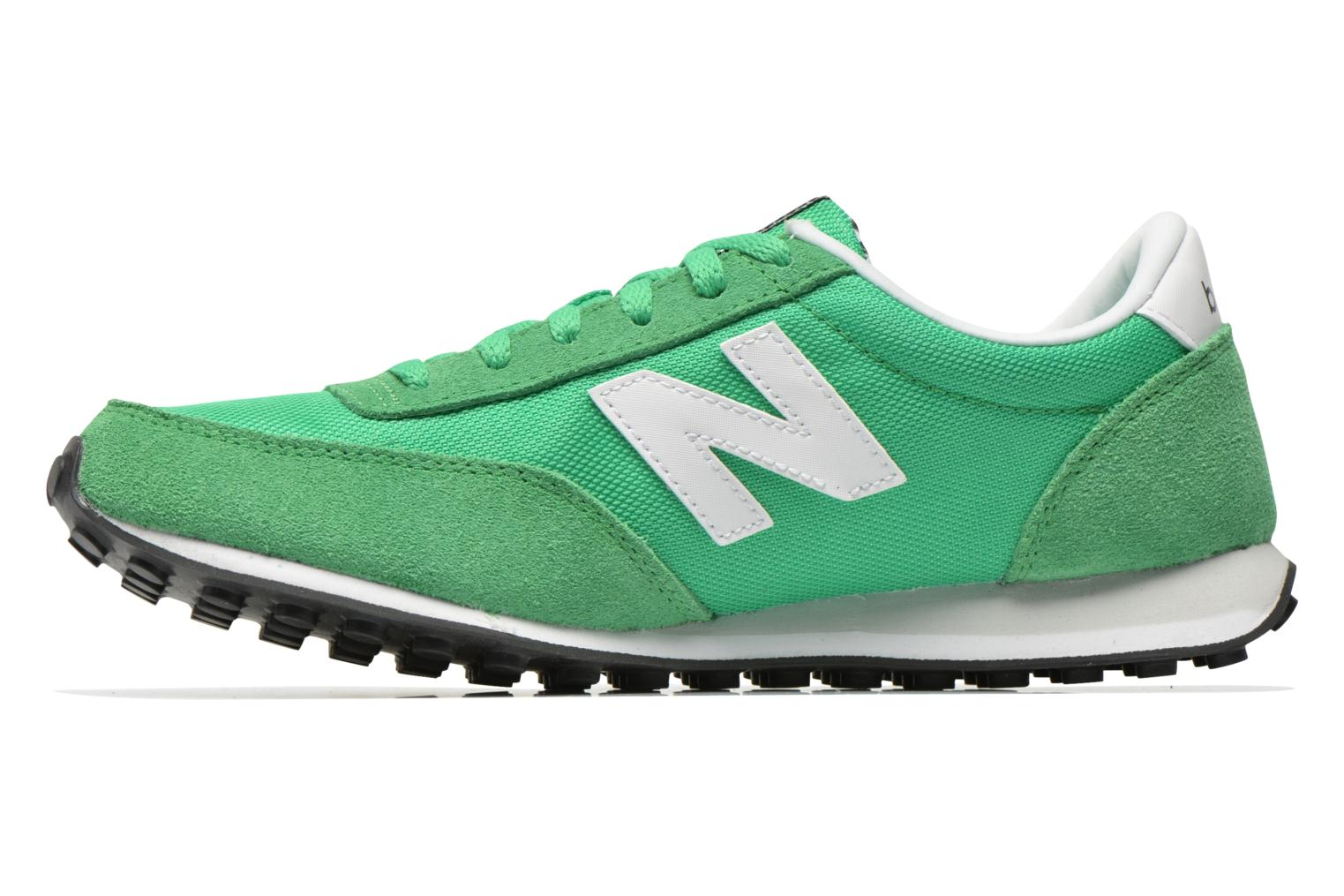 Trainers New Balance WL410 Green front view