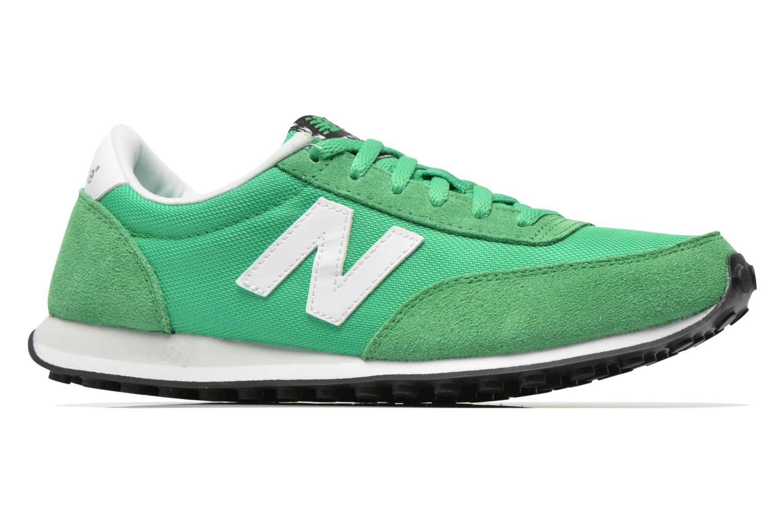 Sneaker New Balance WL410 grün ansicht von hinten