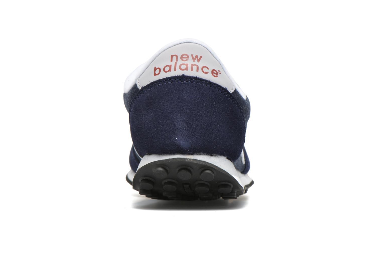 Sneakers New Balance WL410 Azzurro immagine destra