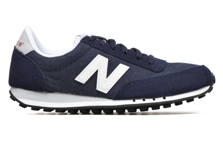 Sneaker New Balance WL410 blau ansicht von hinten