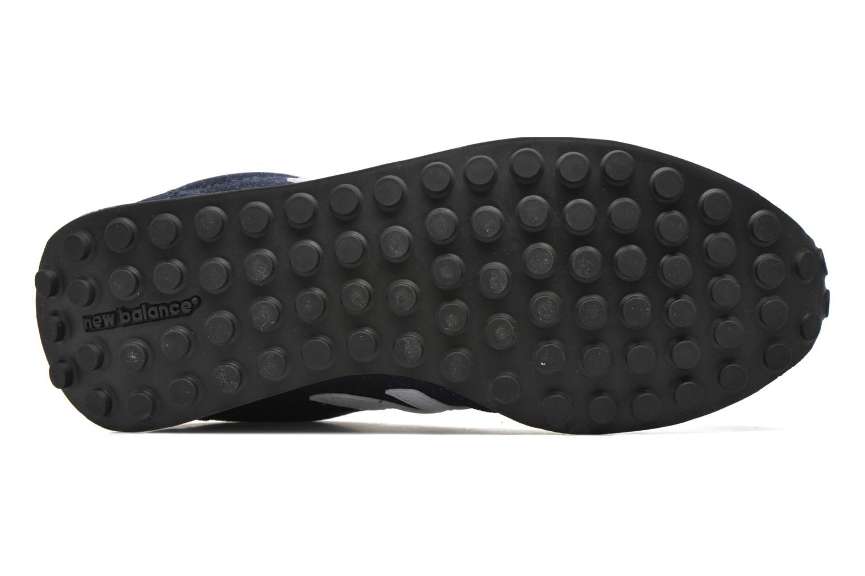 Sneaker New Balance WL410 blau ansicht von oben