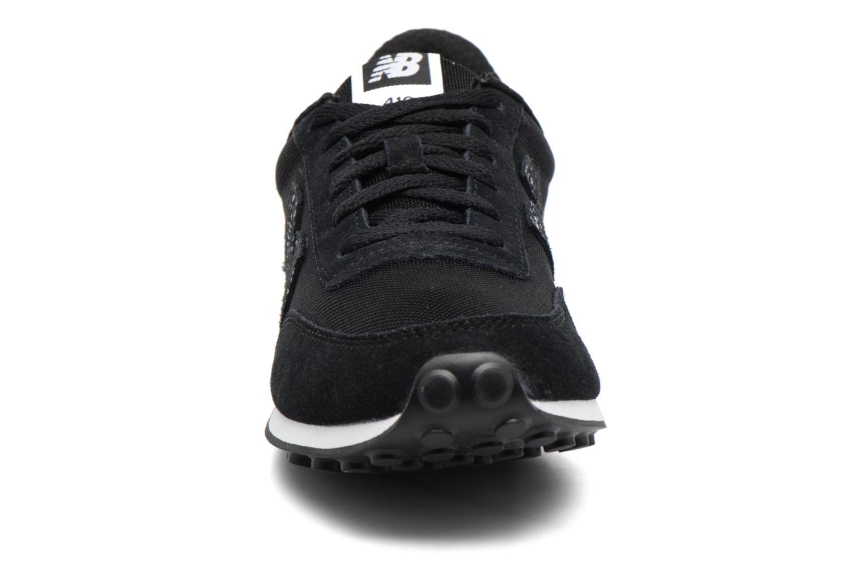 Sneakers New Balance WL410 Svart bild av skorna på