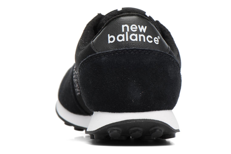 Sneaker New Balance WL410 schwarz ansicht von rechts