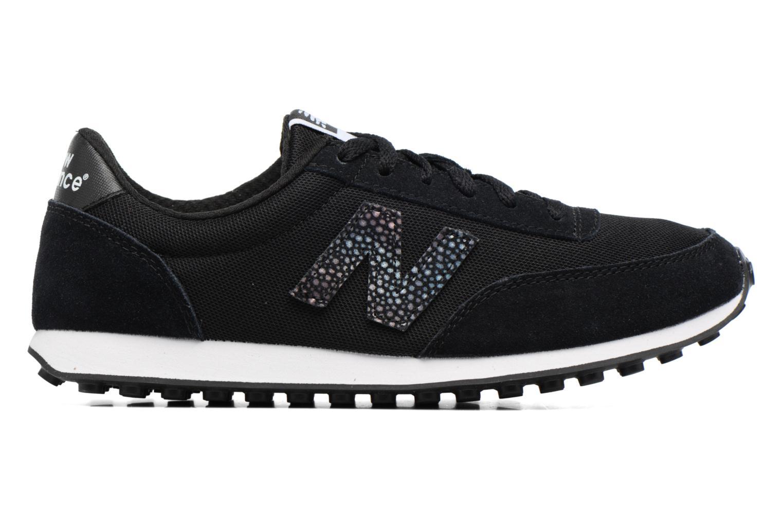 Sneaker New Balance WL410 schwarz ansicht von hinten