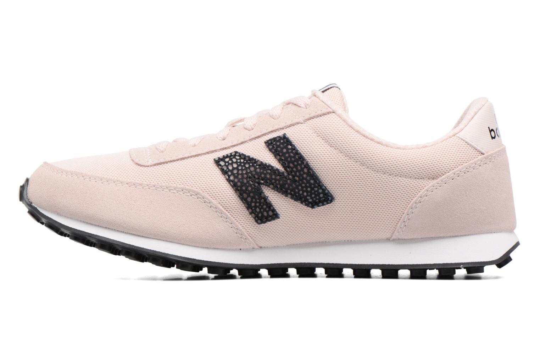 Sneaker New Balance WL410 rosa ansicht von vorne