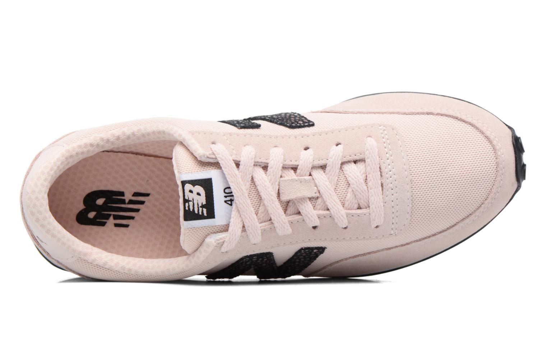 Sneaker New Balance WL410 rosa ansicht von links