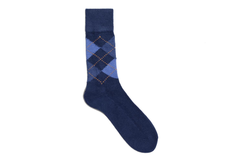 Chaussettes et collants Burlington Chaussettes LOSANGES Bleu vue détail/paire
