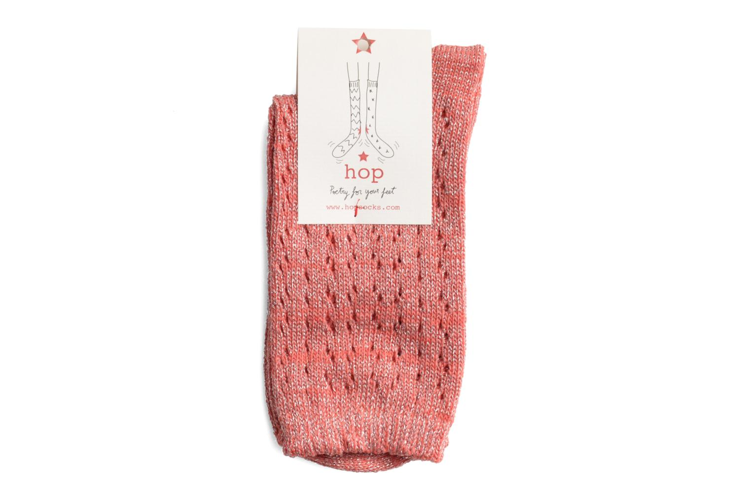 Chaussettes GEOMETRY Pink