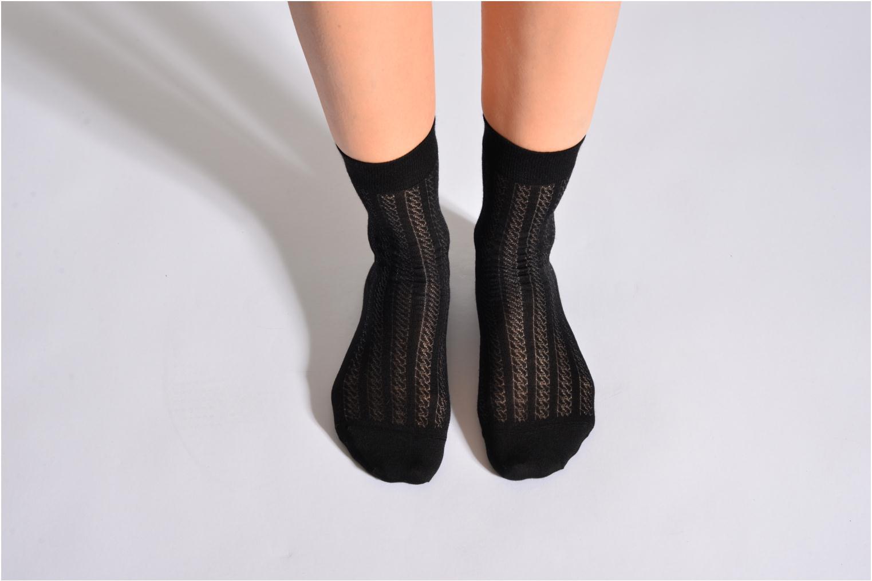 Chaussettes et collants Doré Doré Chaussettes ALLURE Noir vue détail/paire